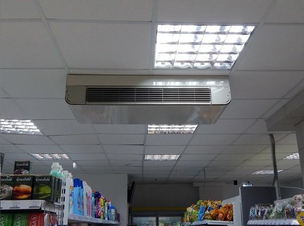 Вентиляция в магазинах
