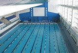 монтаж вентиляции в бассейне